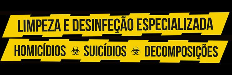 DEATHCLEAN - Limpeza e Desinfeção Especializada em Risco Biológico